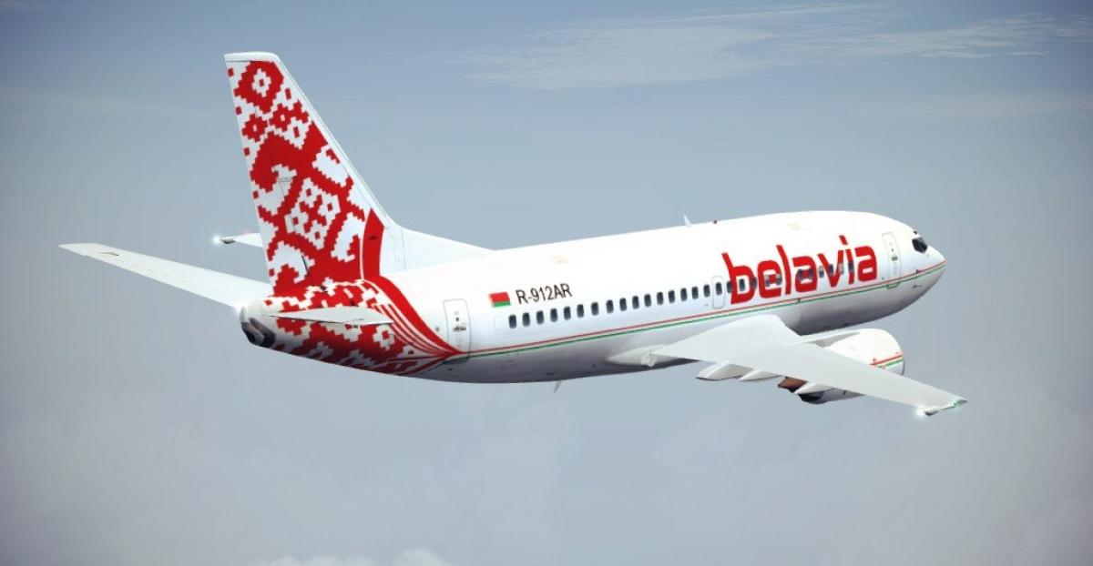 Авиакомпания «Белавиа» перешла с 27 марта на летнее расписание полетов