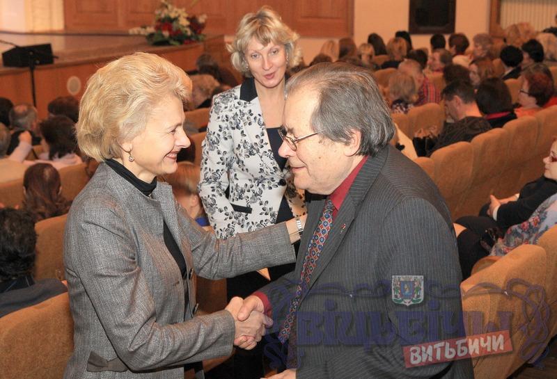 В Витебск на открытие XXVII Международного музыкального фестиваля имени И.И.Соллертинского приехал его сын (фото) - фото 1