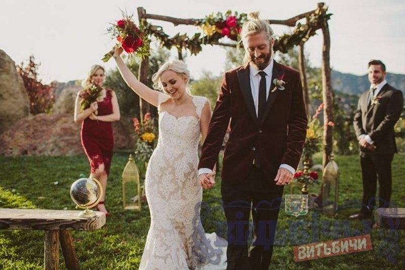 Последние свадебные тренды: как сделать торжество незабываемым (ФОТО) (фото) - фото 5