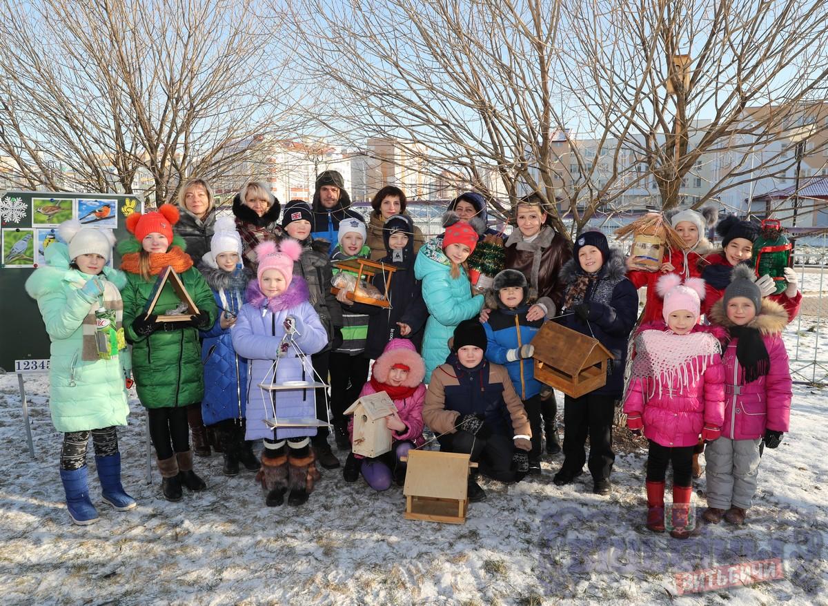Уроки добра и бережного отношения к природе преподают педагоги воспитанникам детского сада № 110 в Билево